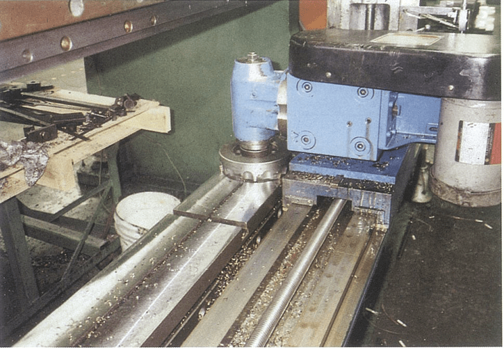 Kemco Portable Machining