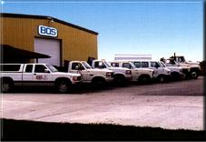 BOS Machine Tool Services, Inc. Field Service
